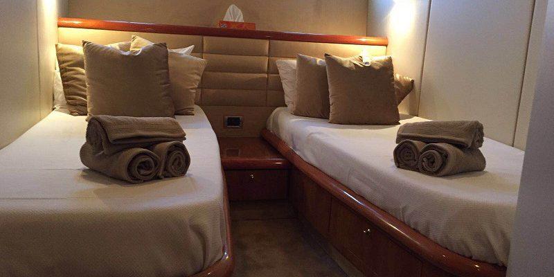 Camargue 50 - bedroom 2 Money Penny