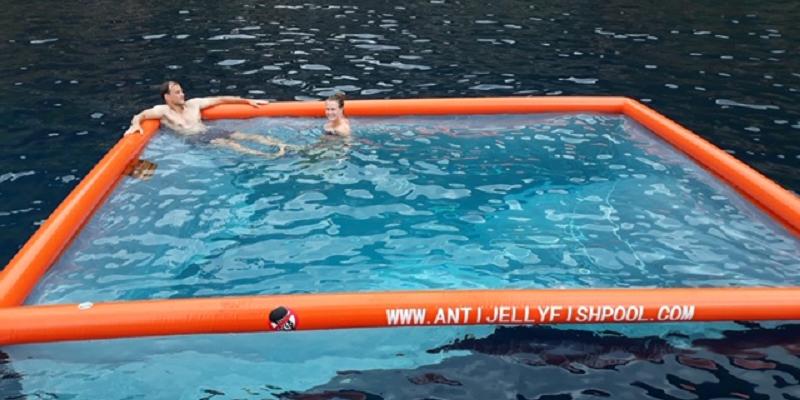 Mio Barco Anti Jellyfish Pool